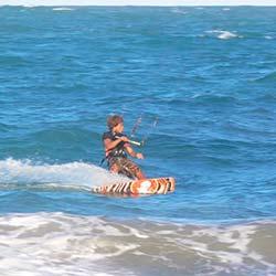 Kite Surf en República Dominicana