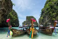 Los ineludibles de su escala en Tailandia