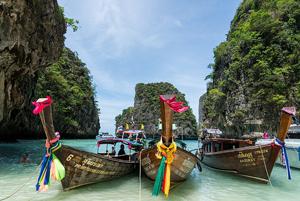 Los momentos fuertes de tu escala en Phuket