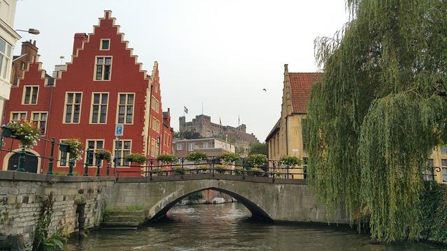 Tour a pie por Gante con guía