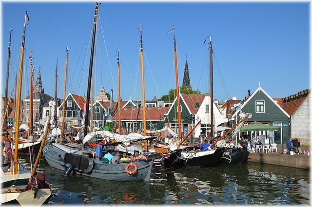 Excursión Volendam a Marken