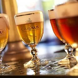 Festival de la cerveza en Bruselas.